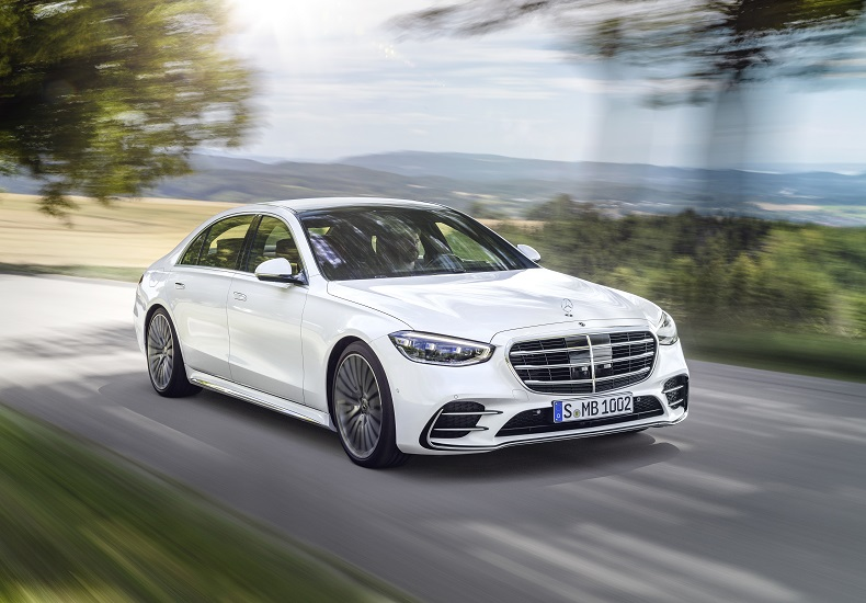 Yeni Mercedes-Benz S Serisi