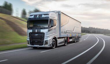 Ford Trucks 2 Yeni F-Max Modelini Tanıttı
