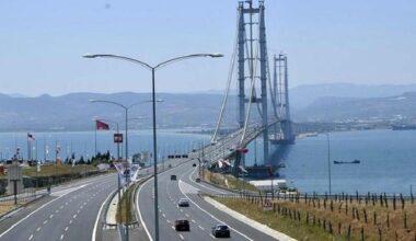 Köprü Geçiş Ücretlerine 2021 Zammı Yapıldı