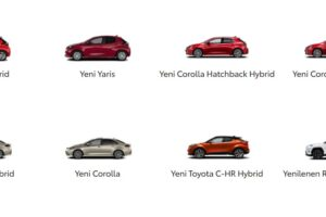 Toyota Fiyat Listesi Ekim 2021 Satış Kampanyası