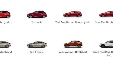 Toyota Corolla 2021 Ocak Kampanyası – Fiyat Listesi