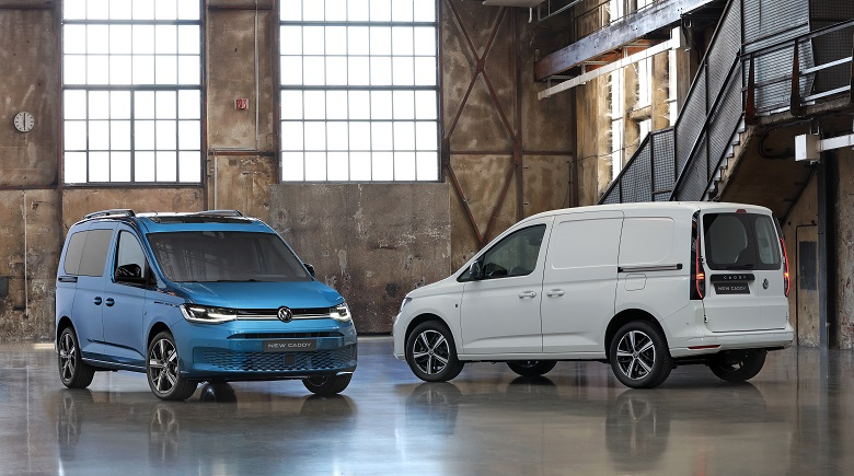 Yeni Volkswagen Caddy 1