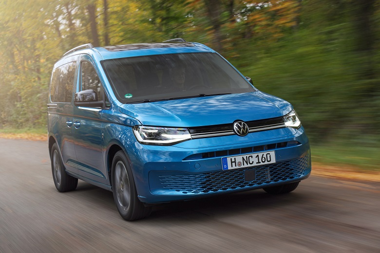 Yeni Volkswagen Caddy 2