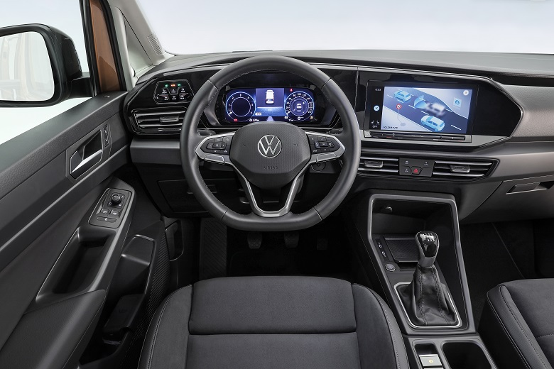 Yeni Volkswagen Caddy 3