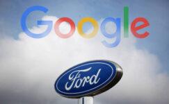 Ford ve Google Stratejik Ortaklık Kurdu