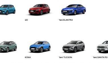 Hyundai Fiyat Listesi Binek Otomobil Ekim 2021 Kampanyası