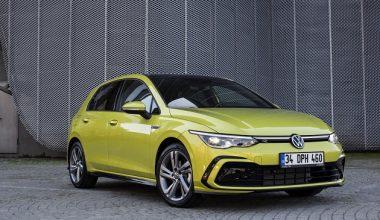 Sekizinci Nesil Yeni Volkswagen Golf Türkiye'de Satışa Sunuldu