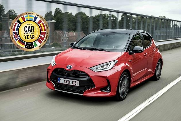 Toyota Yaris Car of the Year