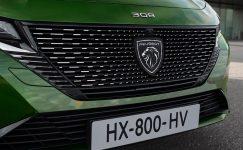 Yeni 2021 Peugeot 308 Fotoğraf Galerisi