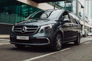 Yeni Mercedes-Benz V-Serisi Türkiye'de Satışa Sunuldu