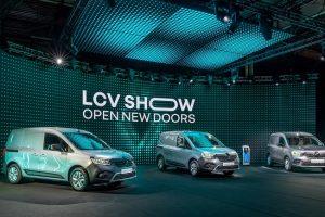 Yeni Renault Ticari Araç Modelleri Tanıtıldı