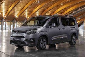 Yeni Toyota Proace CITY Türkiye'de Satışa Sunuldu