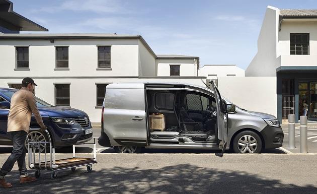 yeni renault Kangoo Van 2021