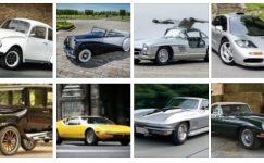 Geçmişin En Retro Tasarıma Sahip 8 Otomobili