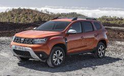 Yeni Dacia Duster Tanıtıldı
