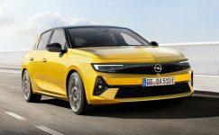 Altıncı Nesil Yeni Opel Astra İçin İlk Görüntüler Paylaşıldı