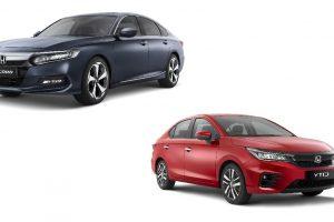 Yeni Honda City ve Honda Accord Ne Zaman Satışa Sunulacak?