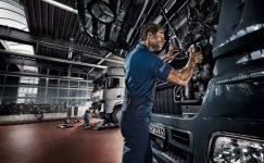 Mercedes-Benz Kamyon Yetkili Servisleri Bakım Kampanyası