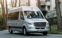Mercedes-Benz Sprinter'ın Türkiye'deki 25'inci Yılı