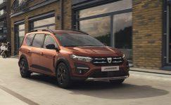 7 Koltuklu Yeni Dacia Jogger Tanıtıldı