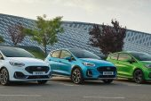 Yeni Ford Fiesta Hibrit Versiyonu ile Tanıtıldı