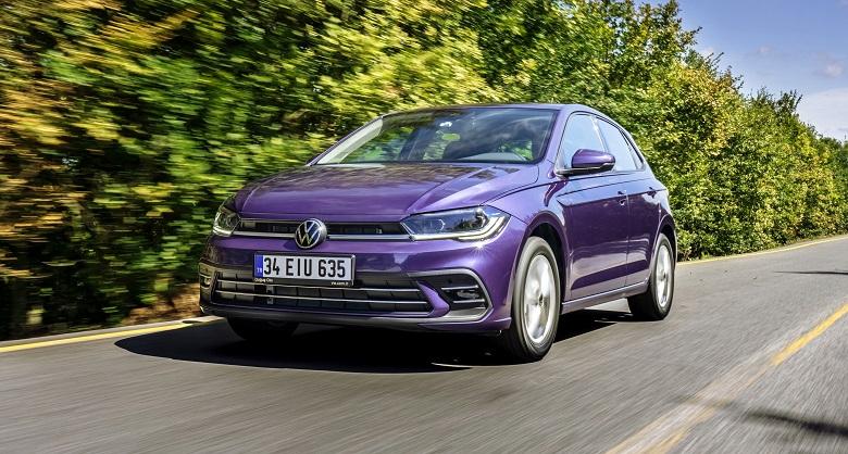 Yeni Volkswagen Polo 1