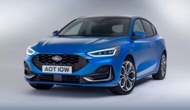 Yeni Ford Focus Hatchback Stationvagon ve Active Tanıtıldı
