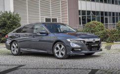 Yeni Honda Accord Türkiye'de Satışa Sunuluyor